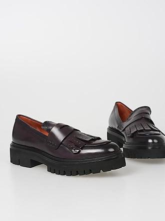 Leather Loafer Loafer Size Santoni Santoni 40 Leather qnvgZ0x