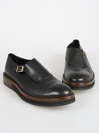Shoes Monk Leather 10 Size Strap Corneliani wHx58Rtq