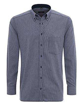 Kariert Business Hemd Bürohemd 43 Langarm Eterna Modern Herrenhemd Fit Gr Blau Hemden Freizeithemd Businesshemd Xl xgx0vUFqw