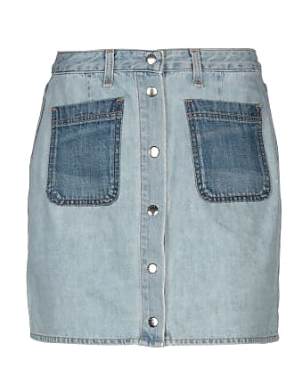 Rag Jupes Bone Jean En Denim amp; zrz8wqY