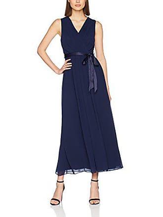 Vestido Holly 40 Perkins navy Dorothy Maxi Azul Mujer Para 100 RgqBntUw