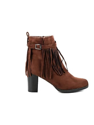 Jais Playa Bottines Playa Collection Collection Franges ORwgxzq