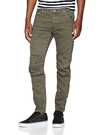 Slim 33w 5620 2688 7985 34l star smoke Vert 3d Jeans Homme Green Colored G SZ4qw