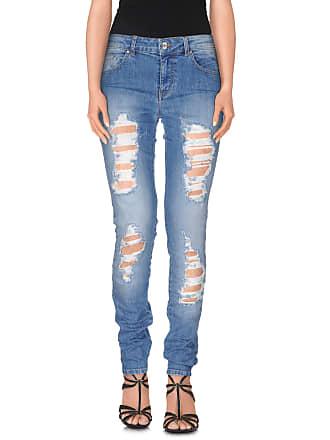 Blugirl Blugirl En Pantalons Pantalons Jean Denim En Jean Denim qEw0vpI