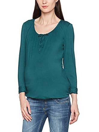Ls Fabricant Longues Vert Maternity Top Shirt Manches twilight Esprit 385 T X1784702 xs taille 36 Green À De Maternité Femme Uw7x1q