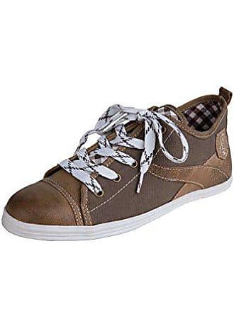 Herren Spieth amp; 40 Gamskopf Sneaker Wensky Braun P0g0Rzqw6p