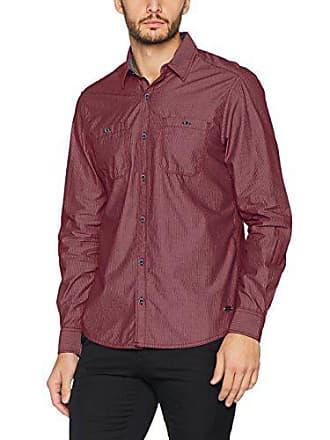 S 39g6 Medium Para Hombre 13710214039 Rot oliver Camisa Casual chianti wTSqR