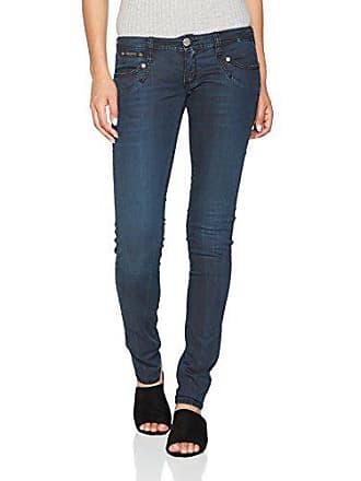 nero blu per Slim aderenti Schwarz l32 705 Piper Herrlicher W27 donna Jeans 8x6wqRI0n