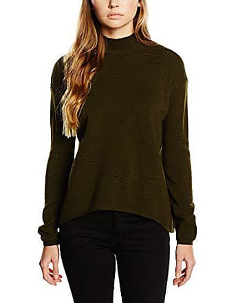 Look Stand Ottoman Mujer suéter Neck New fawqa