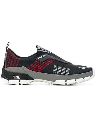 Hommes Jusqu''à Shoppez Chaussures Les Cuir En Pour Prada® UwqtOw