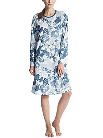 nimes Calida Jersey Fun Blue Camisón Medium 487 Para Soft Mujer wZZFxY1OPq