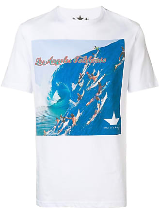 shirt DevantBlanc Imprimé J T à Macchia ZiTOPkXu