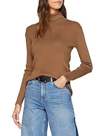 Alto Mujer Braun Para Camiseta Cuello Mexx Xs fungi 171212 TEnqFOf