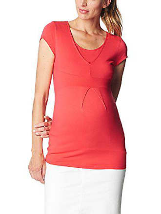 festive large Femme shirt Fabricant Red T Maternity taille R84752 44 x Rouge 583 Esprit Du nWq6YCTn