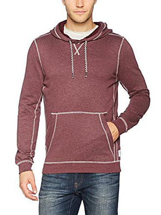 dark Small Hoody Melange Nos Topaz Tailor Denim Hombre Rojo Capucha 4721 Para Red Tom Oq8FxnWW