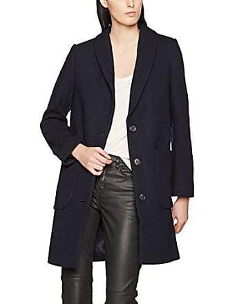 Dark Azul Mujer Abrigo Coat Sffindy dark Para Sapphire Selected Sapphire q4w8fSnXx