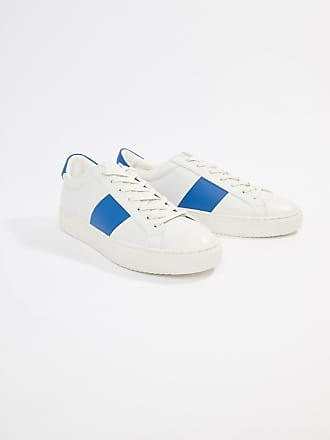 Weiß Sneaker Streifen Mit Blauen For Nothing In Good dCexBo