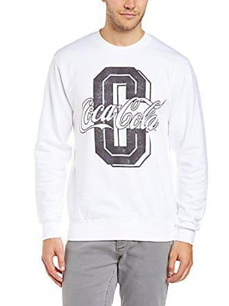 Cola Manches Du Shirt Sweat Col Courtes Cou Homme Coca Ras Ware 8dqT8S