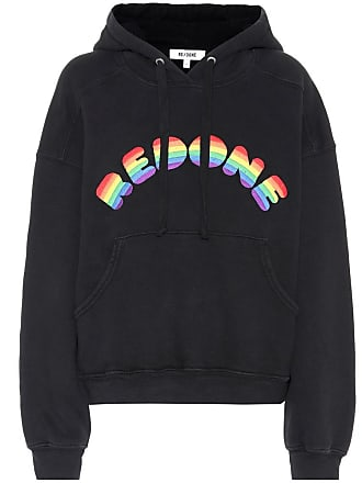 done Coton shirt En Sweat Rainbow Brodé Re gT8wqBxdFB