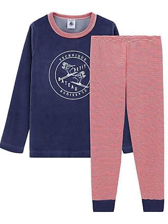 Boy Petit Little Bateau per Velvet Pyjama xC0T81