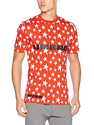 red Rosso T House Plastisol Uomo Holland Star Umbro Of Shirt Camicia qqvwHz