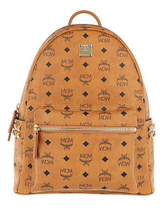 Mcm Medium Small Rucksack Cognac Stark Backpack 4q4HBwrg