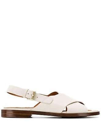 Sandales à Mihara Brides Chie CroiséesBlanc mn8N0w