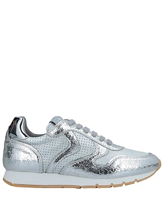 Voile Sneakers Basses Tennis amp; Blanche Chaussures qww04R