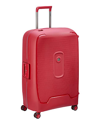 Valise Moncey 76cm 4r Delsey Rouge gfb76y