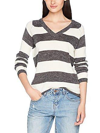 donna San 36 Grau scuro Miscela grigio melange maglione R 20044 per Pu FaqnwdwXx7