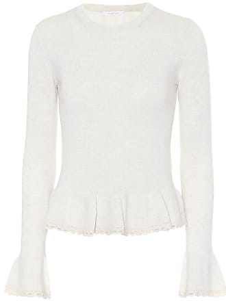 Chloé Pull Volanté See By See By Xw1Ixt