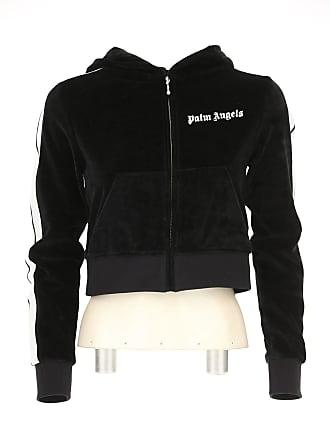 44 Black M For Palm 40 Sale Sweatshirt On Angels Cotton 2017 Women wfFqRvxFS
