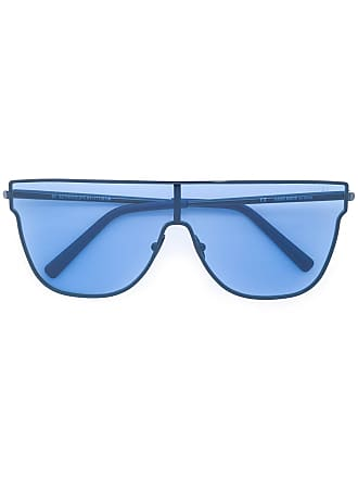 Occhiali Da Colore Di Sole Superfuture Aviator Retro Blu 5pqw4PE