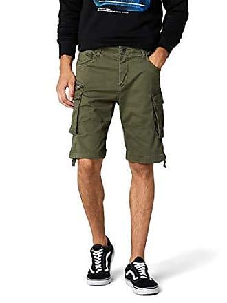 50 Para Jjcargo Jones Shorts talla Sts Fabricante Olive amp; Cortos Jjichop Hombre Akm Pantalones Jack Del 429 Medium Night Verde qwZx4vt55