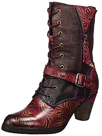 Rouge Vita Femme Bottes Alizee Classiques 11 Laura wine Rot CzXwYqxYAd
