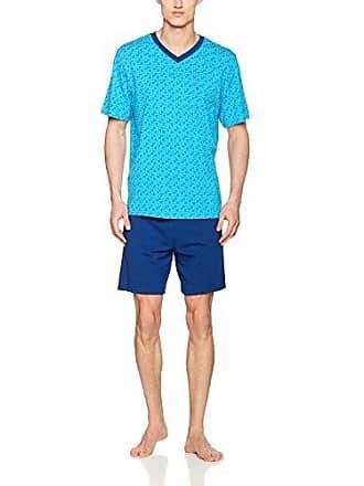 blau 800 X Pijama large Hombre 054 Seidensticker Kurz De Azul Para Anzug Eu Conjuntos 4BxzqxZ8