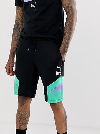 Mtv Puma Shorts X Schwarz In Blockfarbendesign Mit wwq5Ar48
