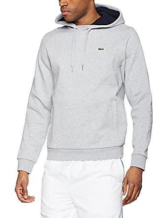 Chinemarine Lacoste Sh2128 Shirt argent À Homme Sweat Multicolore Capuche nnz1xAwSRq