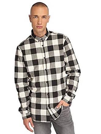 9000 tamaño xl Raanan Negro large Hombre X Del Camisa Solid Casual black Fabricante nz4qwYYa