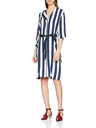 Fabricant navy Torino Femme Small Bleu 36 taille Stripe 4 Robe Libertine q6wdCC