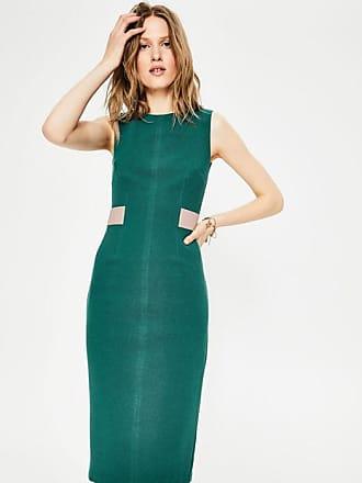 Primrose Ottoman kleid Green Damen Boden E2IWDH9