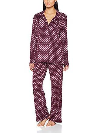 Pijama Esprit Para 107ef1y025 605 plum 42 Mujer Rojo Red 5Zw4nFxqZW