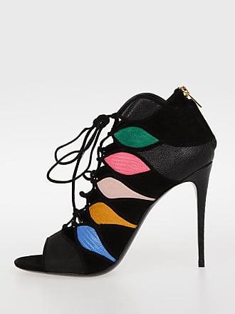 11 Size 5 Ferragamo 6 Felicity Leather Salvatore Cm Sandals v58wdYq