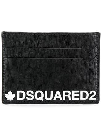 Dsquared2 Kartenetui Mit Dsquared2 Mit Kartenetui Logo Schwarz Logo Schwarz Dsquared2 65w11xPpdq