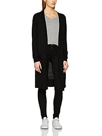 L Gilet Knit Fabricant Nmbecca Noos black Long Cardigan Femme May Noir Medium s taille 40 Noisy 8wEXUqX