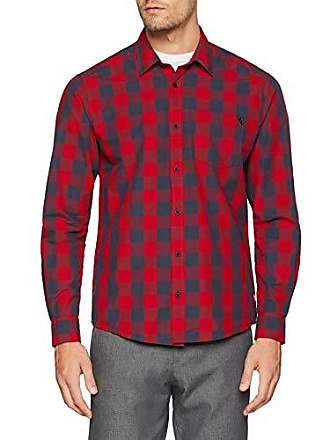 rosso Camicia uomo Rot 36n4 uniforme 810 6800 da 21 S M oliver casual 13 4nTq8xvX6