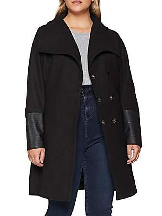Manteau Noir Ls Junarose Jacket black 46 Femme S Jrcalla WHxOq1