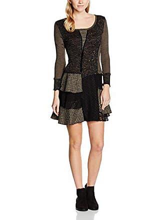 Fabricante 14 Mujer browns Dress Del talla Vestido Joe Mix Browns Match Marvellous 42 N Para Marrón 1qFT4aq