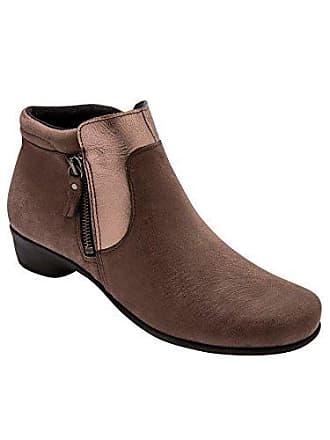 Braun amp; Stiefeletten Damen Pediconfort Stiefel 37 Größe Taupe ZqAIxEw