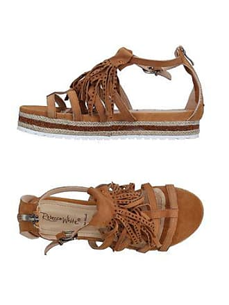 Footwear White chiusura Sandali Rebecca con xTwFYOw6